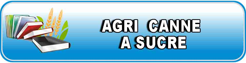 AGRI  CANNE A SUCRE